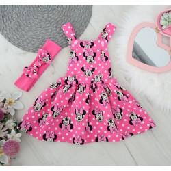Sukienka ogrodniczka Minnie