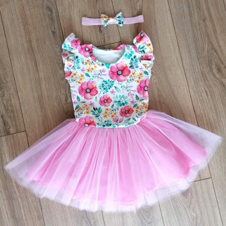 Sukienka i opaska